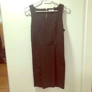Only black bodycon dress. NWT.